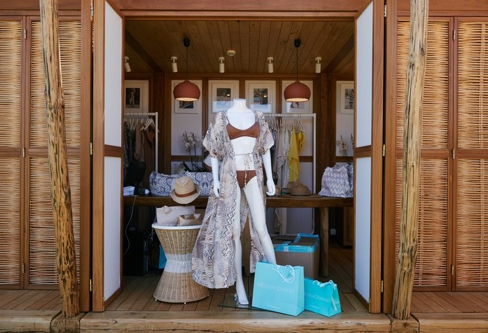 Pop-up Boutique by Melissa Odabash