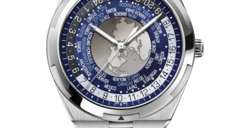 World Time Overseas  7700V-110A-B172 Bracelet cuir