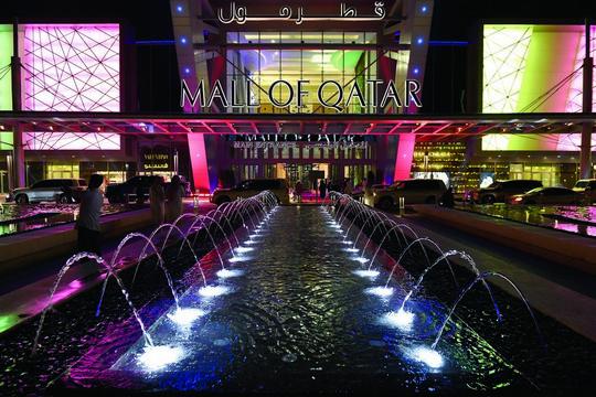 Photo by Ian Gavan/Getty Images for Mall of Qatar