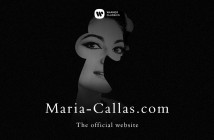 maria-callas.com the official website