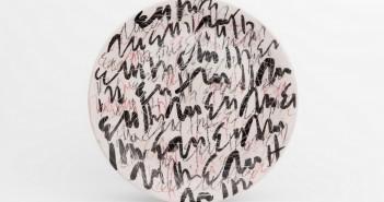 Κεραμικό, χειροποίητο πιάτο | € 90,00 Σχεδιασμός : Χριστίνα Παπούλια