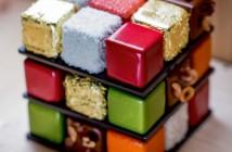 Rubiks cake