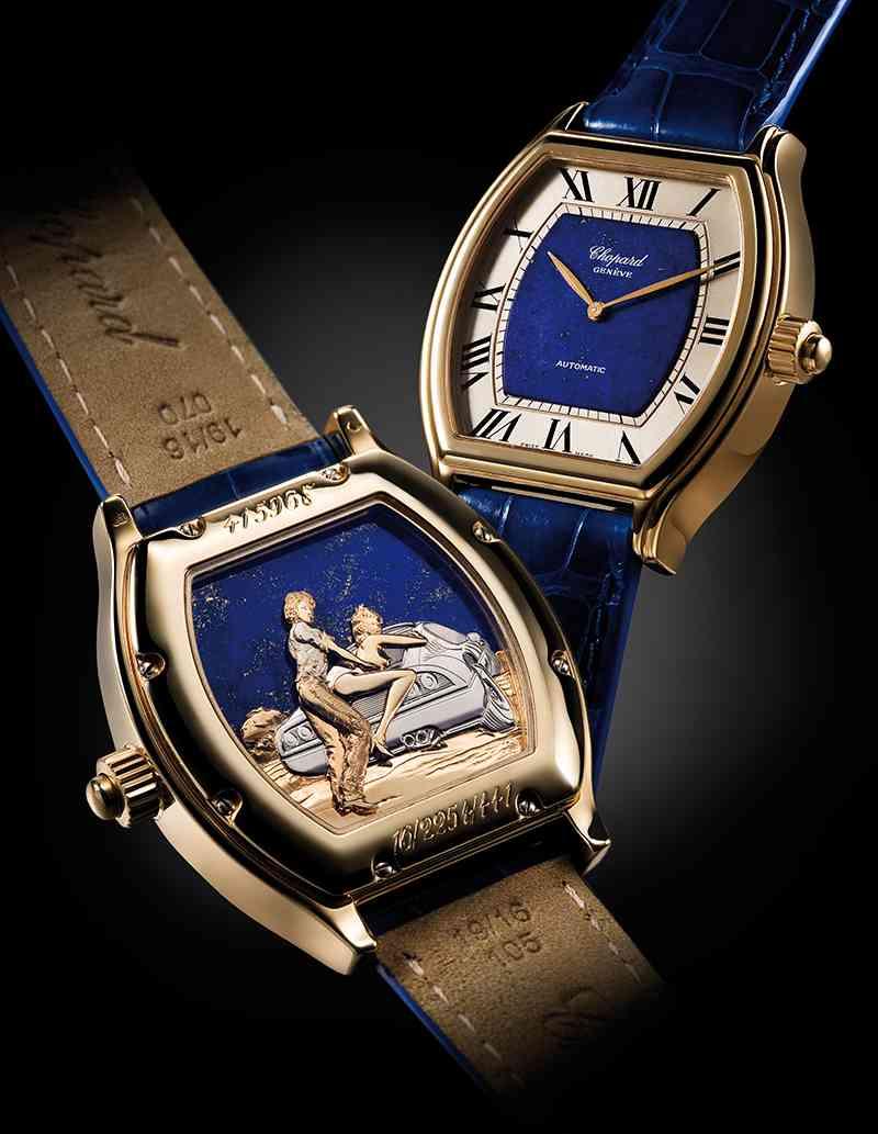 Chopard erotic watch