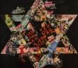 King Solomon had a dream, 150x150cm, mixed media on canvas,2018
